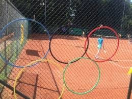 Zomer Zondag Avond Tennis