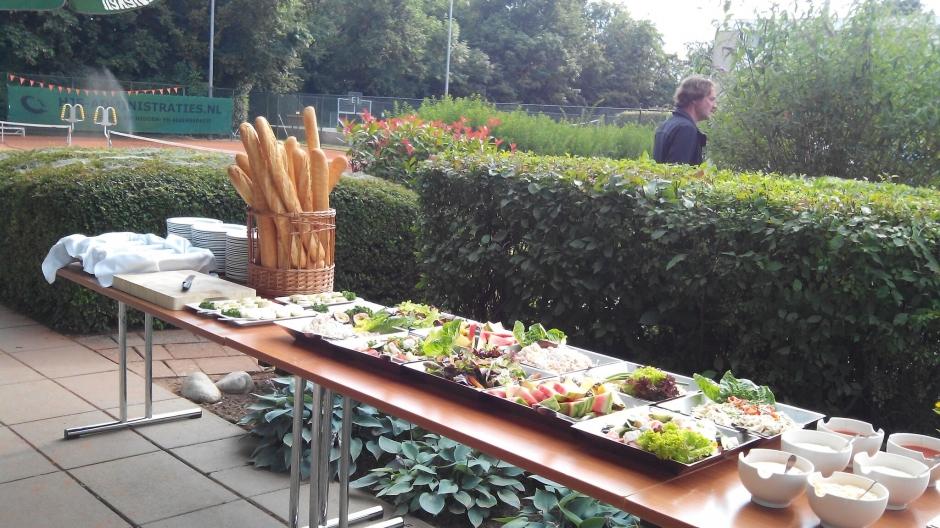 Toernooi-buffet